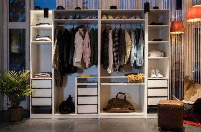 Erstelle deinen PAX Kleiderschrank mit IKEA – Ein Schrank nach deinen Wünschen