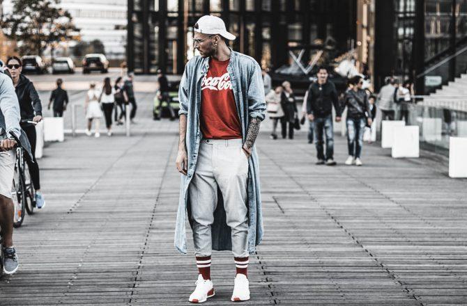 Oversize Shirt oder Jacke? – Wenn Oversize wirklich groß ist